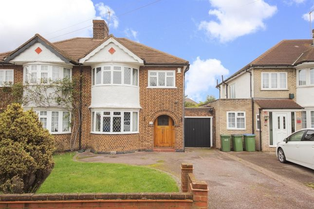 Thumbnail Semi-detached house for sale in Scotsdale Road, London