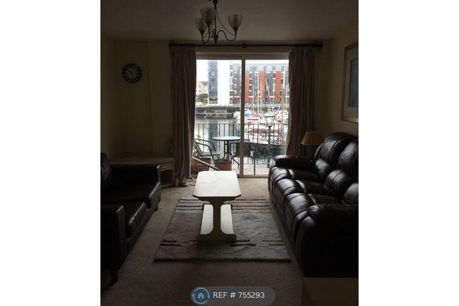Living Room of Penryce Court, Swansea SA1