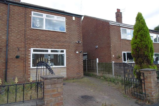 Thumbnail Semi-detached house for sale in The Grange, Hyde