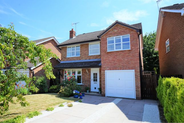 Thumbnail Detached house for sale in St. Martins Close, Stratford-Upon-Avon