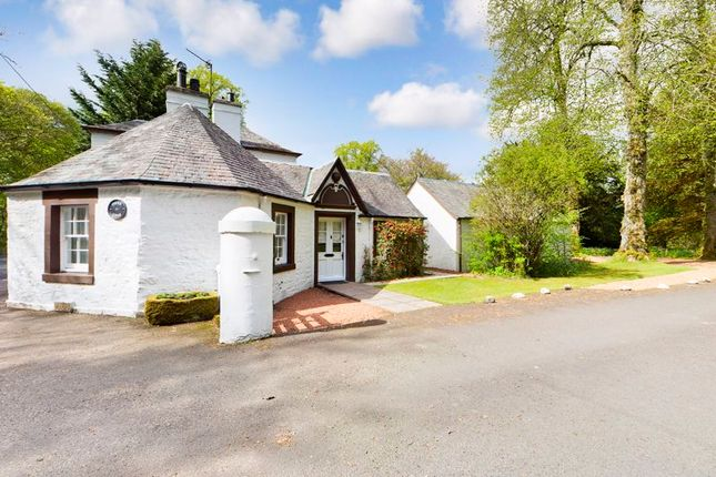 Thumbnail Detached house for sale in Coulter, Biggar