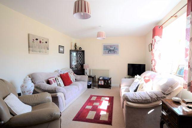 Lounge of Bridge Street, Hatherleigh EX20