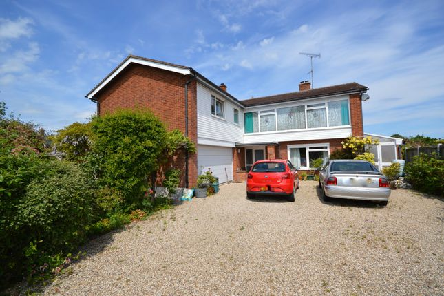 Thumbnail Detached house for sale in Achnacone Drive, Colchester