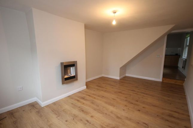 Living Room of The Green, Brompton, Northallerton DL6