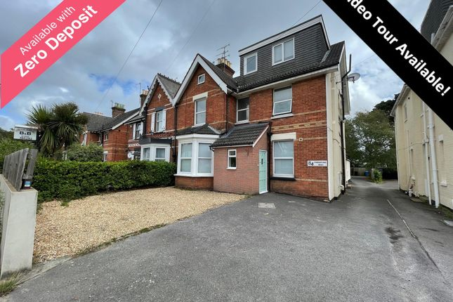 Thumbnail Flat to rent in Parkstone Road, Parkstone, Poole