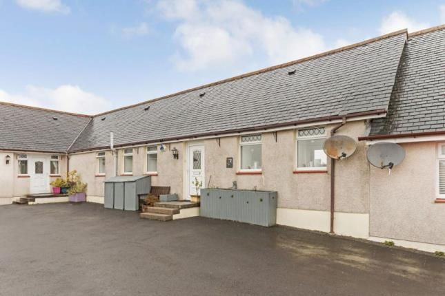 Thumbnail Bungalow for sale in Whitehirst Farm Courtyard, Kilwinning, North Ayrshire
