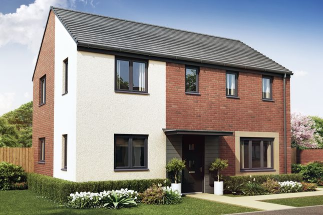 """Thumbnail Detached house for sale in """"The Beech """" at Pinhoe, Exeter"""