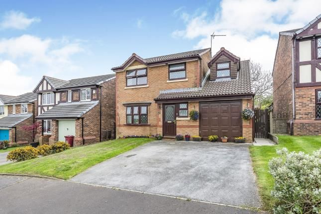Thumbnail Detached house for sale in Heyworth Avenue, Blackburn, Lancashire