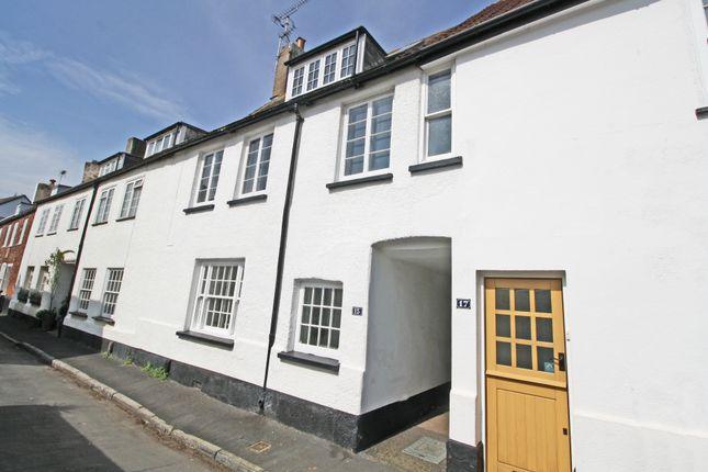 Thumbnail Terraced house for sale in White Street, Topsham, Exeter