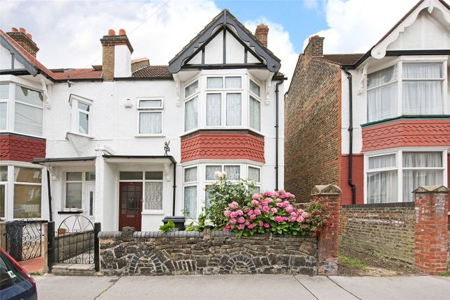 Thumbnail End terrace house for sale in Inglis Road, Addiscombe, Croydon