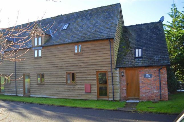 Thumbnail Barn conversion to rent in Milk Stand Cottage, Highgate, Newtown, Powys