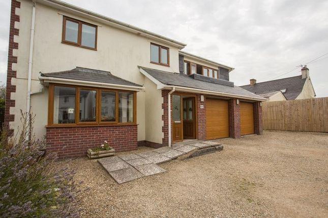 Thumbnail Detached house for sale in St. Brides Road, Wick, Cowbridge