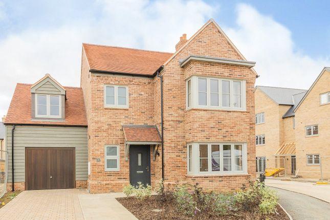 Thumbnail Detached house for sale in West Street, Comberton, Cambridge, Cambridgeshire