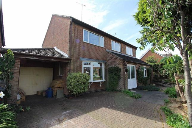 Thumbnail Detached house for sale in Lockwood Road, Allestree, Derby