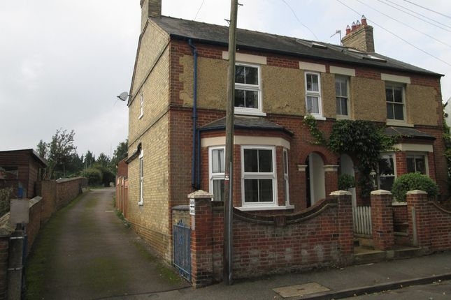 Thumbnail Semi-detached house to rent in Horslow Street, Potton, Bedfordshire
