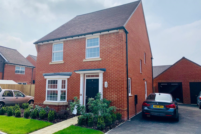 Thumbnail Detached house to rent in Holywell Close, Swanmore, Southampton