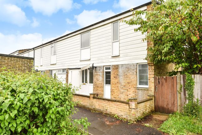 Thumbnail End terrace house for sale in Cotswold Close, Basingstoke