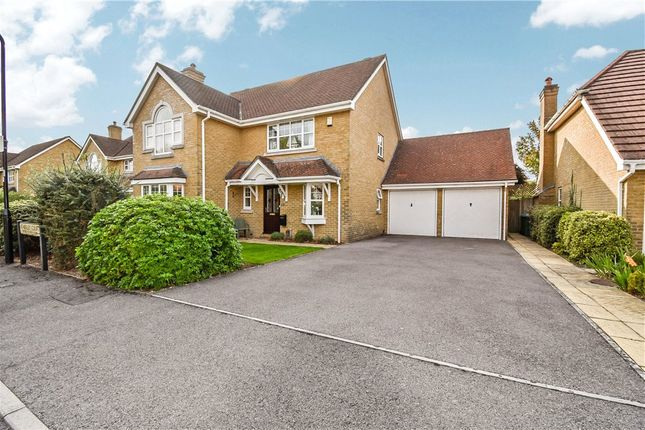 Thumbnail Detached house for sale in Atherley Court, Southampton, Hampshire