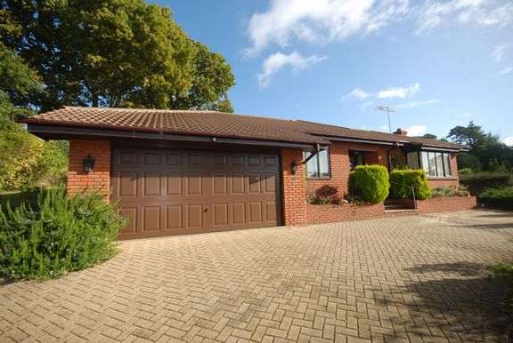 Thumbnail Detached bungalow for sale in Deans Mead, Sidmouth