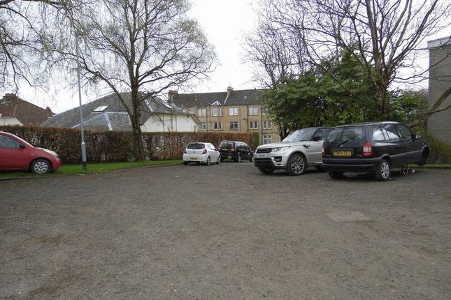Parking of Lounsdale Road, Paisley PA2