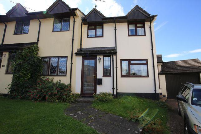 Thumbnail Property to rent in Manor Close, Kentisbeare, Devon