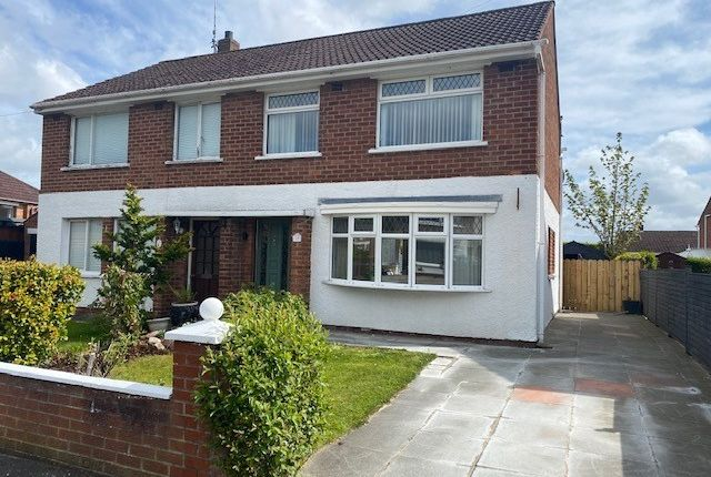 3 bed semi-detached house to rent in The Crescent, Dunmurry, Belfast BT10