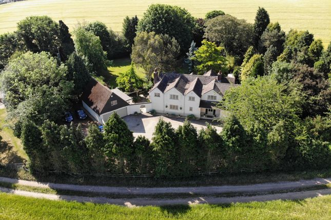 Thumbnail Detached house for sale in Raikes Lane, Lichfield