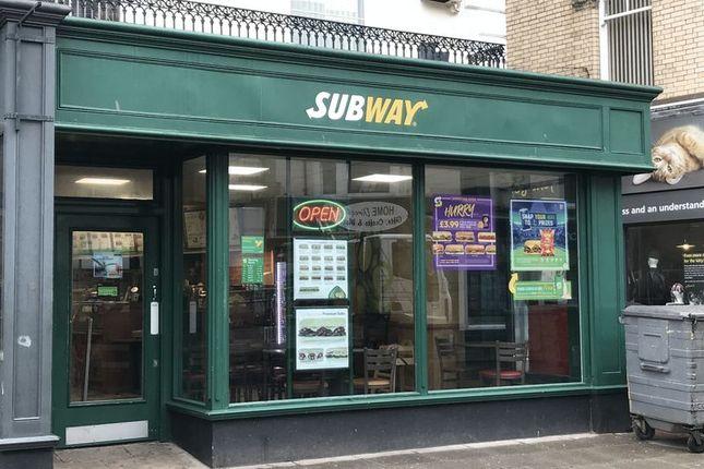 Thumbnail Restaurant/cafe for sale in Wellington Street, Teignmouth