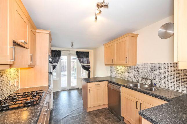 Thumbnail Town house to rent in Victoria Walk, Wokingham, Berkshire