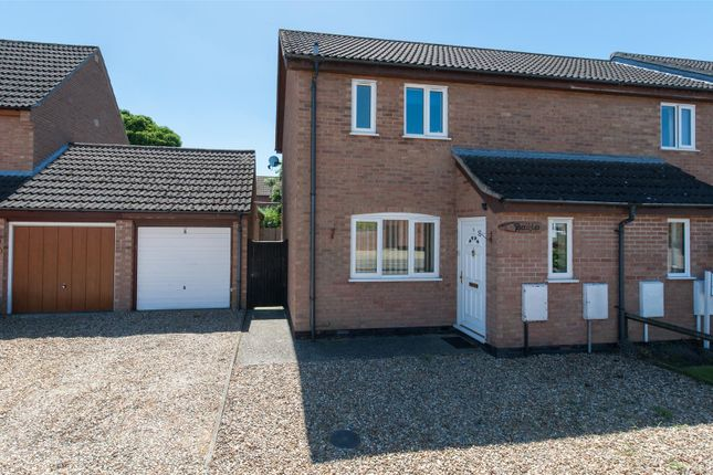 Thumbnail End terrace house for sale in Pearce Road, Diss