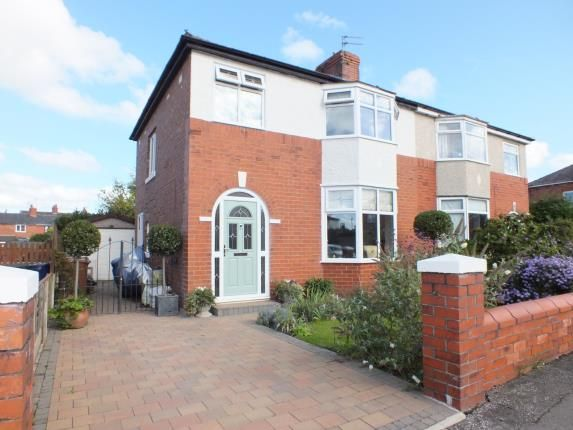 Thumbnail Semi-detached house for sale in Regent Road, Leyland