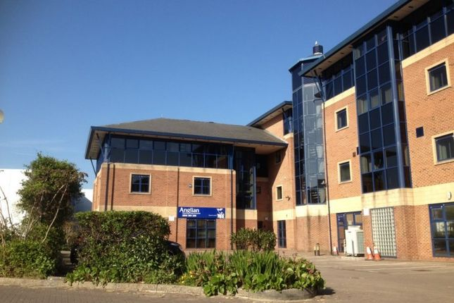 Thumbnail Office to let in Barquentine House, Quay West, Quay Parade, Swansea
