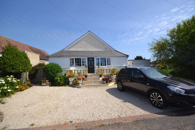 Thumbnail Detached bungalow for sale in The Close, Selsey