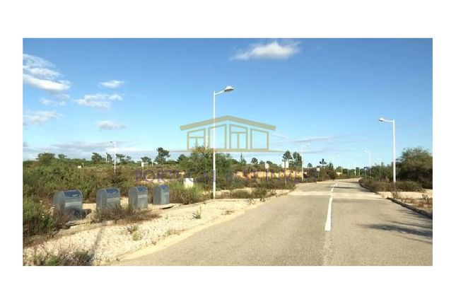 Thumbnail Land for sale in Quarteira, Loulé, Faro