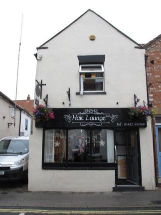 Thumbnail Commercial property for sale in George Street, Hedon