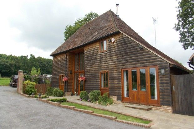 Thumbnail Detached house to rent in Fosten Green, Biddenden, Ashford