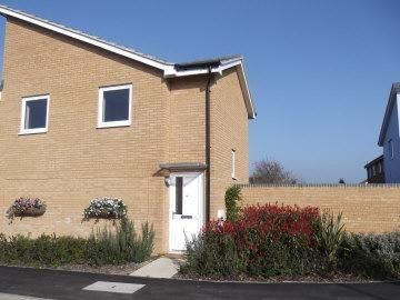 Thumbnail Flat to rent in Olympia Way, Whitstable