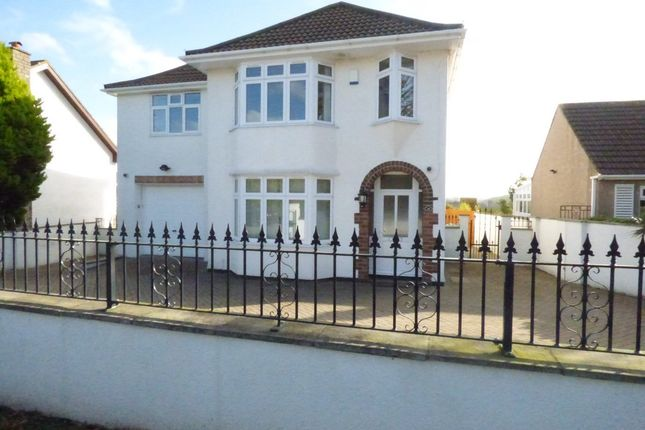 Thumbnail Detached house to rent in Hambrook Lane, Stoke Gifford, Bristol