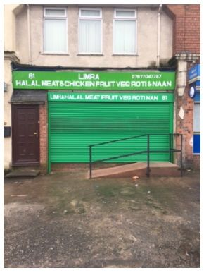 Thumbnail Retail premises to let in Caldwell Road, Bordesley Green, Birmingham