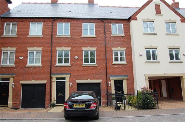 Thumbnail Property to rent in Danvers Way, Fulwood, Preston