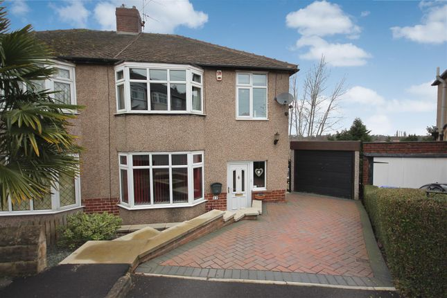 Thumbnail Semi-detached house for sale in Westwick Grove, Sheffield