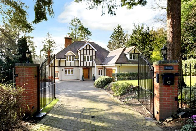 5 bed detached house for sale in Old Long Grove, Seer Green, Beaconsfield, Buckinghamshire