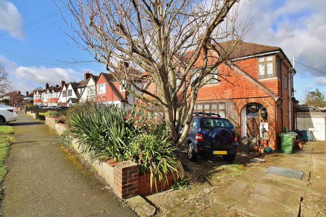 3 bed semi-detached house for sale in Oakdene Drive, Surbiton KT5