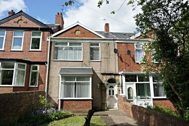 Thumbnail Terraced house for sale in Dunsany Terrace, Chester Le Street