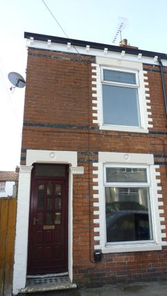 Thumbnail Terraced house to rent in Estcourt Street, Hull