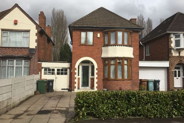 Thumbnail Detached house to rent in Delves Crescent, Walsall, West Midlands