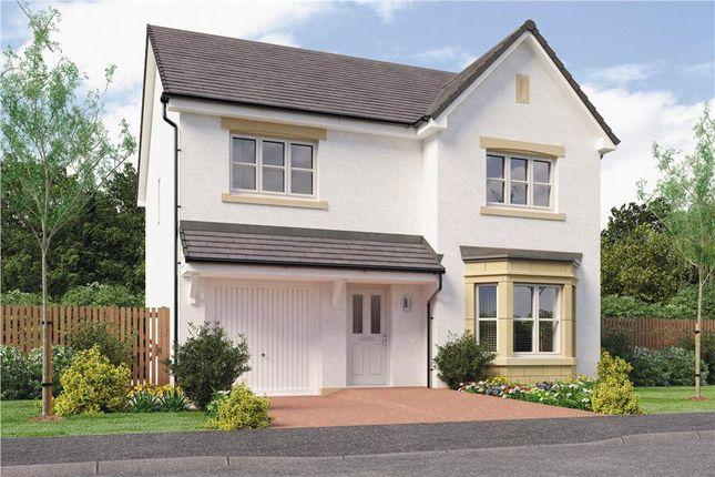 "Thumbnail Detached house for sale in ""Dale Det"" at Caulderhame Road, Currie"