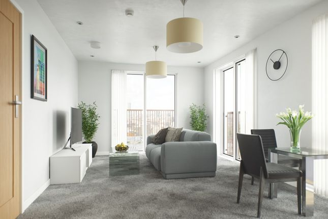 Living Area of 257 Ordsall Lane, Manchester M5