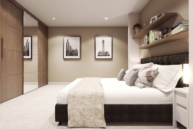 1 bed flat for sale in Water Street, Liverpool