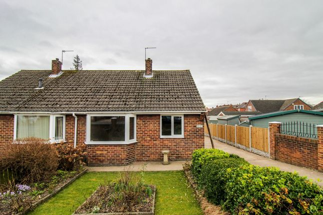 2 bed semi-detached bungalow for sale in Potovens Lane, Outwood, Wakefield WF1